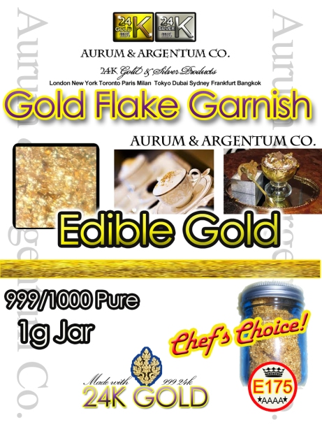 24k 24c edible gold,100% edible gold,999/1000 gold leaf,gold foo