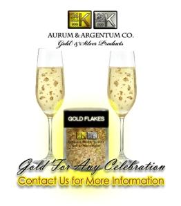 goldflakesweddingdecorationchampagne copy